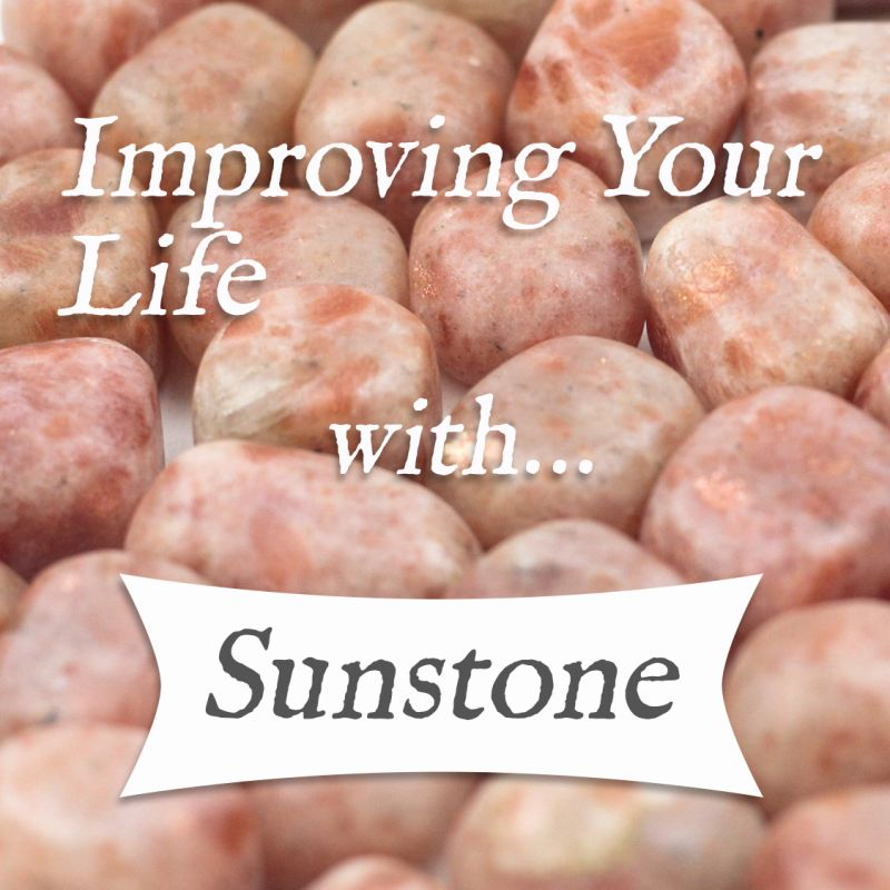 Video: Improving Your Life with… Sunstone! — Reiki Gem Wellness