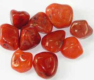 Autumn Equinox/Mabon Gemstone: Carnelian