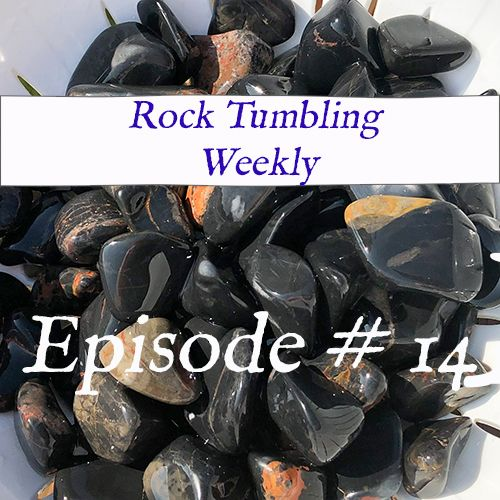 Video: Rock Tumbling Weekly Episode #14 — Reiki Gem Wellness