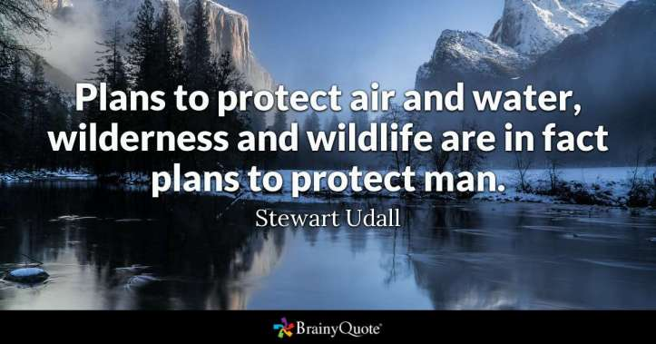 Environmental Quote