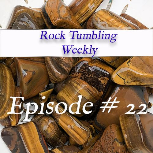 Video: Rock Tumbling Weekly Episode #22 — Reiki Gem Wellness