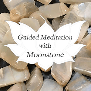 Video: Moonstone Guided Meditation for Practical Crystal Healing — Reiki Gem Wellness