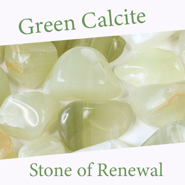 Green Calcite Spiritual Properties: Stone of Renewal — Reiki Gem Wellness