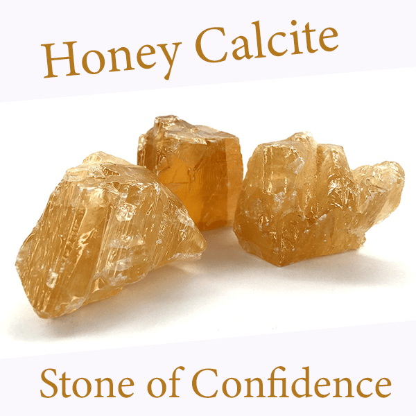 Honey Calcite Spiritual Properties: Stone of Confidence — Reiki Gem Wellness
