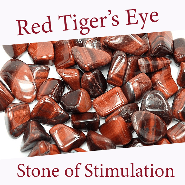 Red Tigers Eye Spiritual Properties: Stone of Motivation & Stimulation — Reiki Gem Wellness