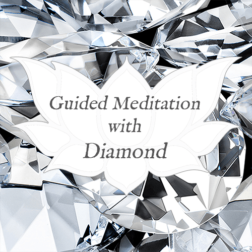 DIAMOND Guided Meditation for Practical Crystal Healing — Reiki Gem Wellness