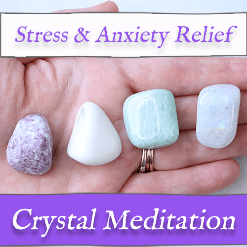 STRESS & ANXIETY RELIEF 🙏 Stress Relief Meditation for Reducing Feelings of  Worry & Anxiety — Reiki Gem Wellness