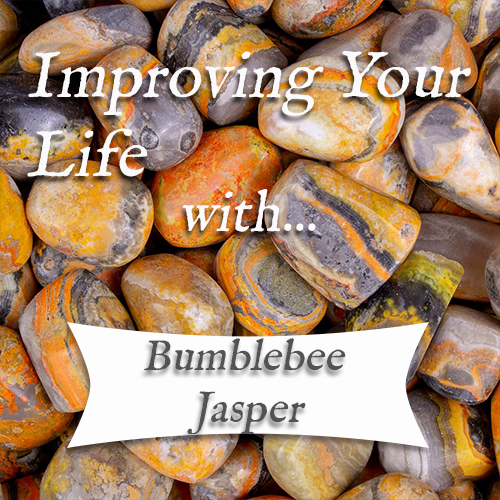 BUMBLEBEE JASPER 💎 TOP 4 Crystal Healing Benefits of Bumblebee Jasper! | Stone of New Beginnings — Reiki Gem Wellness
