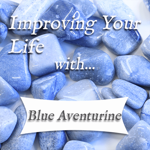 BLUE AVENTURINE 💎 TOP 4 Crystal Wisdom Benefits of Blue Aventurine! | Stone of Inner Strength — Reiki Gem Wellness