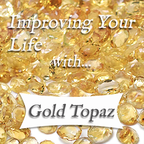 GOLD TOPAZ 💎 TOP 4 Crystal Wisdom Benefits of Gold Topaz! | Stone of Inspiration — Reiki Gem Wellness