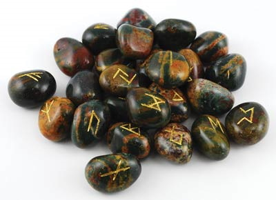 March's Stone: Bloodstone