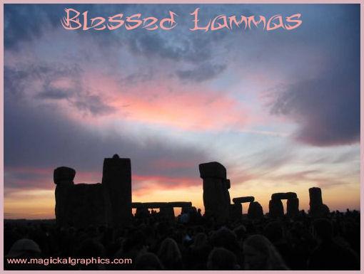 Lammas Blessing and Wish Spell