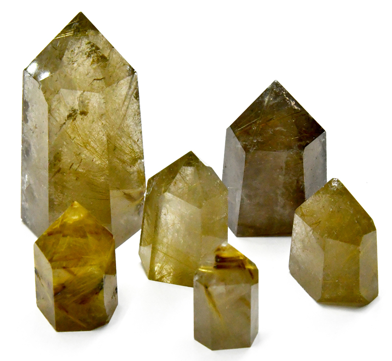 Weekly Healing Crystal: Rutilated Quartz
